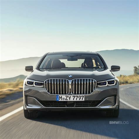 2019 Bmw 7 Series by World Premiere Bmw 7 Series Lci Grille Master
