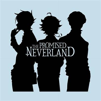 Promised Neverland Pillow Teepublic