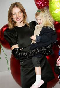 Leather Leather Leather Blog: Natalia Vodianova Leather ...