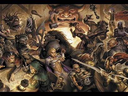 Dungeons Dragons Advanced Pc Background Wallpapers 1080p