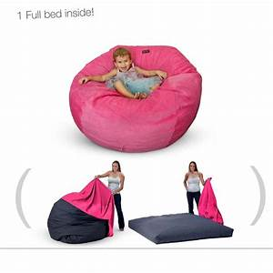 1000 ideas about bean bag bed on pinterest bean bags With bean bag chair with bed inside