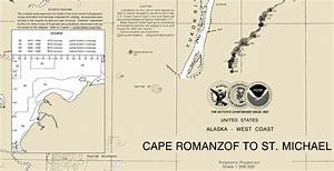 What Does The Age Of The Survey Mean For Nautical Charts