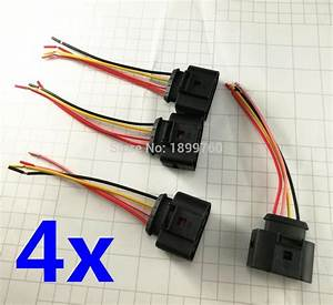 4x Ignition Coil Connector Repair Kit Harness Plug Wiring