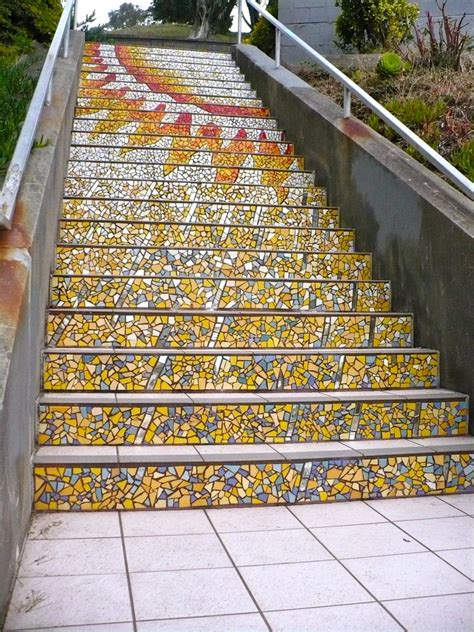 16th ave tiled steps project 16th avenue tiled step project 187 gagdaily news