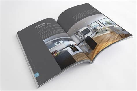 property pamphlet website graphic designer in manchester