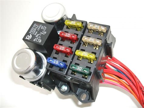 ezwire gm hot rod wiring harness painless install ebay