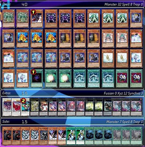 Ghostrick Deck July 2017 by Deck Profile Ghostrick Frog Monarch 2014 187 The Yugioh