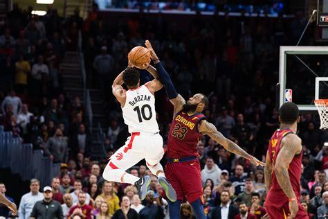 2018 Nba Playoffs Toronto Raptors Vs Cleveland Cavaliers