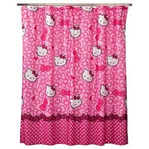 hello kitty shower curtain target