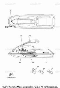 Yamaha Waverunner Parts Diagram