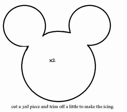Minnie Mouse Bow Drawing Template Getdrawings Minni