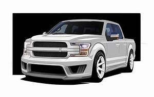 Saleen Teases F-150 Fans With New STX Sport Truck - Ford-Trucks.com