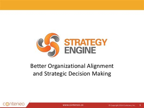 Using Strategy Engine For Better Decision Making