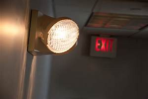 Building Code Emergency Egress Lighting