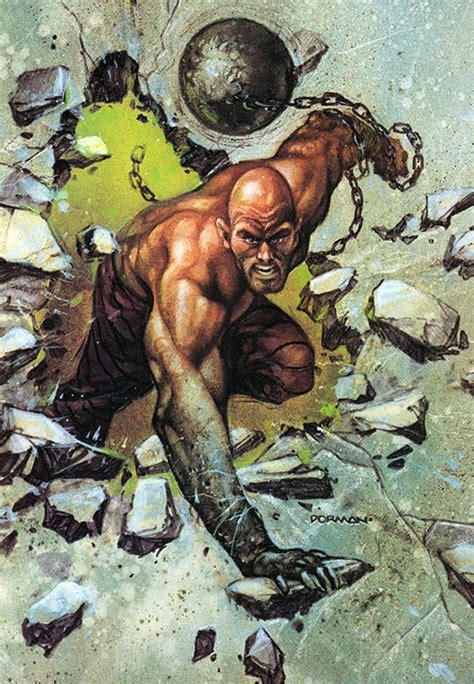 absorbing man marvel comics masters  evil
