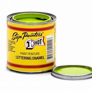signriteonline 1 shot r paint australia one shot enamel With one shot lettering enamel color chart