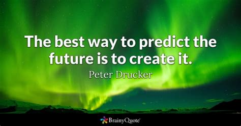 46 Peter Drucker Quotes - Inspirational Quotes at BrainyQuote