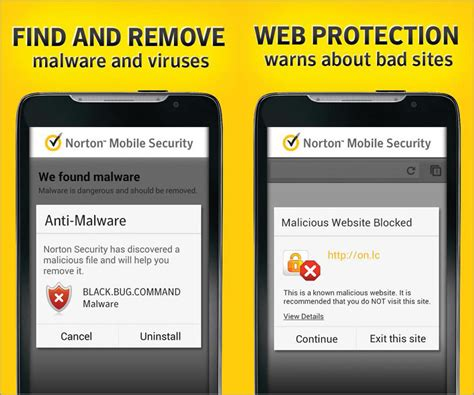 anti protection for android free 1 year norton mobile security antivirus protection