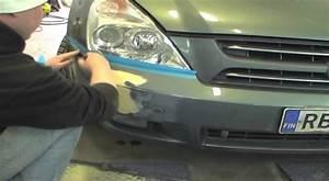 Smart Repair Puskurinkulman korjaus YouTube