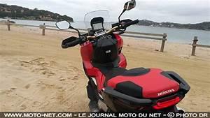 Essai Honda X Adv : mnc le journal moto du net ~ Medecine-chirurgie-esthetiques.com Avis de Voitures