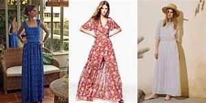 Robe Tendance Ete 2017 : robes longues printemps t 40 mod les shopper ~ Melissatoandfro.com Idées de Décoration