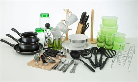 complete kitchen starter set premier housewares kitchen set groupon goods