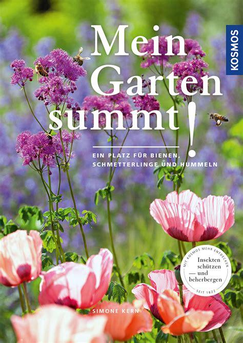"""Buch Tipp """"mein Garten Summt! Ein Platz Für Bienen"""