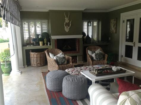 Interior Decorating Blogs South Africa by South Decor Afro Chic Farmhouse Patio