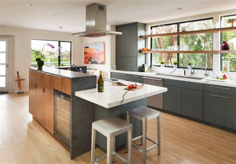 houzz kitchen cabinets balsamina 2 residence contemporary kitchen san 1724
