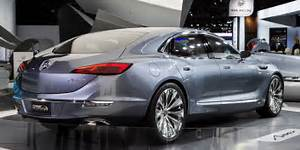 Buick Avenir Concept Car Promises To Be Future Executive Car