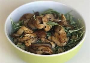 Vegan Recipe: Delish Caesar Salad with Oyster Mushrooms ...