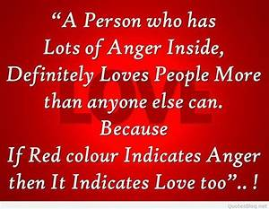 Anger quotes 20... Temper Love Quotes