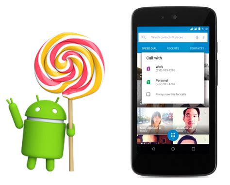 android lollipop features android lollipop 5 0 5 1 uk release date new features