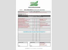 Contrato de mantenimiento preventivo Tesel Compostela