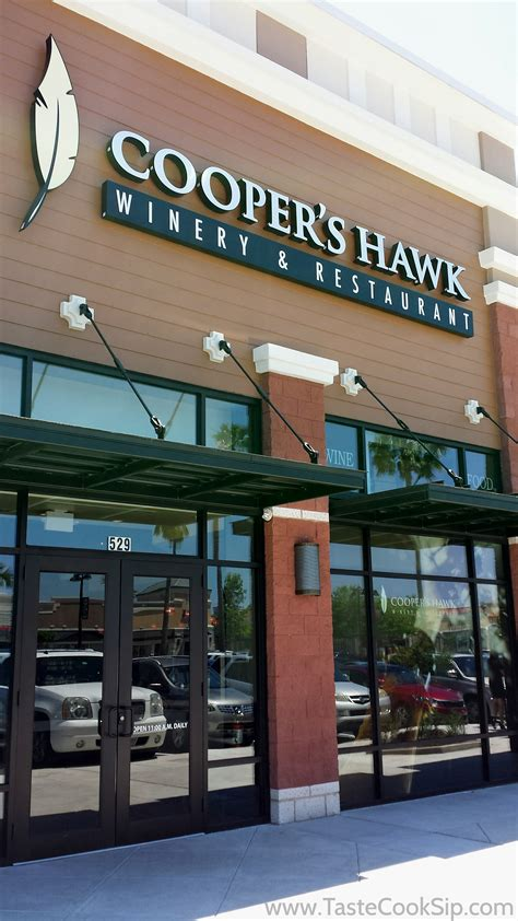 cuisine location cooper 39 s hawk winery restaurant opens location in