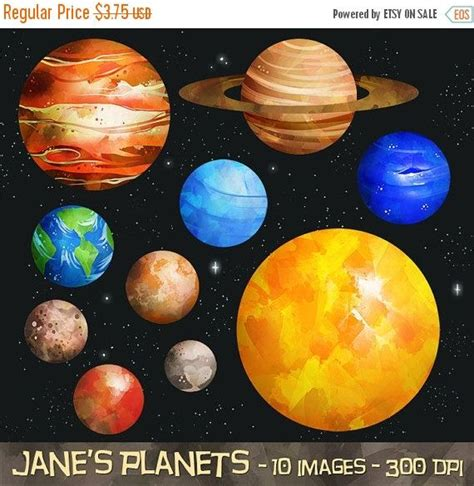 Universe Clipart Planets Clipart Universe Pencil And In Color Planets