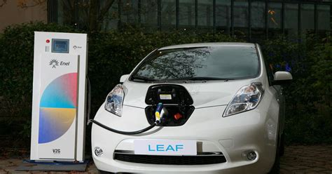 Large Electric Cars by Nissan S European Office Dubbing As A Large Electric Car
