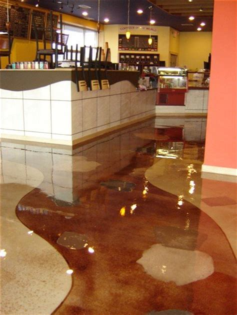 epoxy flooring restaurant commercial restaurant flooring