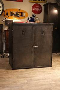 127 best images about lockers on pinterest steel locker With meuble metal