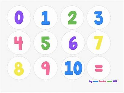 Numbers Clipart Number Clipartkey