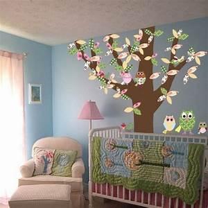 Baby Deko Zimmer : babyzimmer deko wand ~ Eleganceandgraceweddings.com Haus und Dekorationen