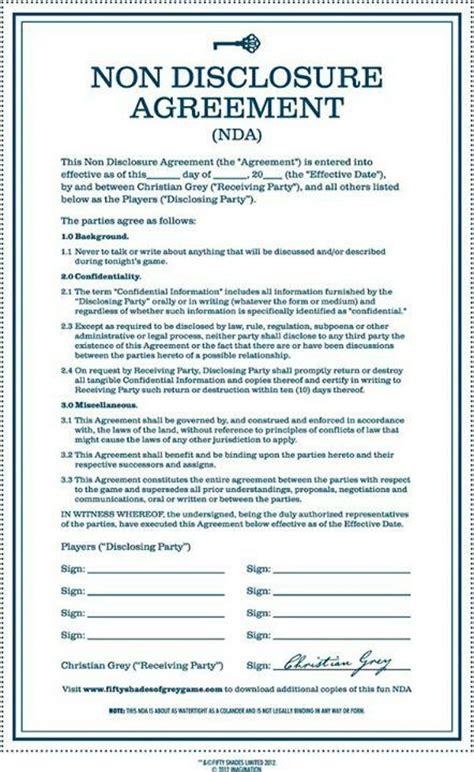 disclosure agreement      entrepeneur