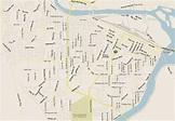 Prince George Map, British Columbia - Listings Canada