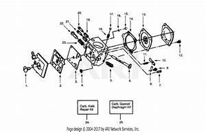Poulan Pp365c Gas Saw  365c Gas Saw Parts Diagram For Carburetor Hda