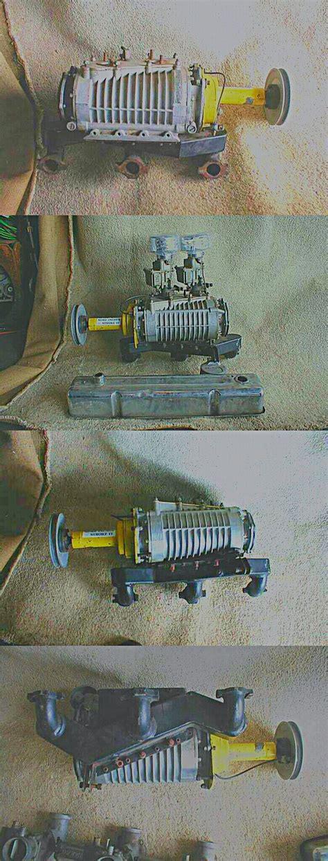 supercharger   inline  cylinder chevrolet