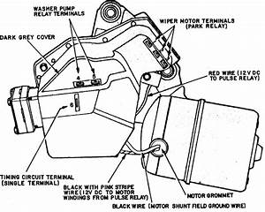 I U0026 39 M Looking For The Location Of The Windshield Wiper Park Switch For An  U0026 39 83 Trans Am  The