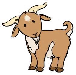 Baby Goat Clip Art