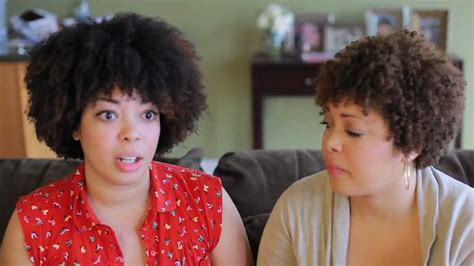 kinky curly demo  sisters demo wash dry   hair