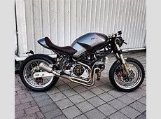 Ducati Monster Cafe Racer by FRC Moto – BikeBound