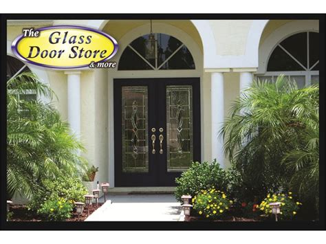 traditional  classic front entry glass doors